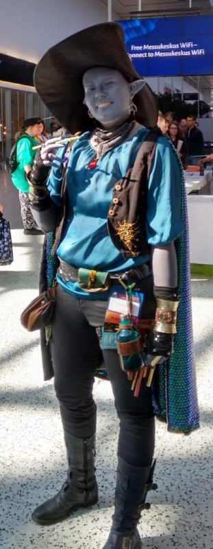 goblin princess at worldcon