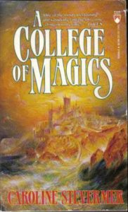 Cover of A College of Magics