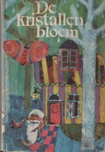 Cover of De kristallen bloem