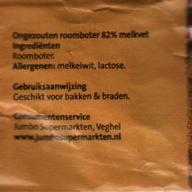 silver label blurb