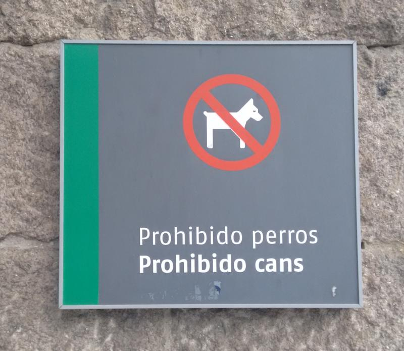 Prohibido cans