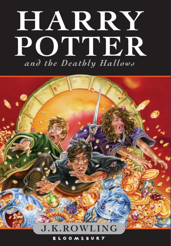 Re-reading HARRY POTTER AND THE DEATHLY HALLOWS