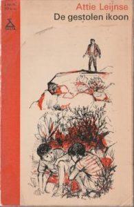 Cover of De gestolen ikoon