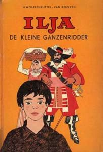 cover of Ilja de kleine ganzenridder