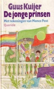 Cover of De jonge prinsen (Mance Post)
