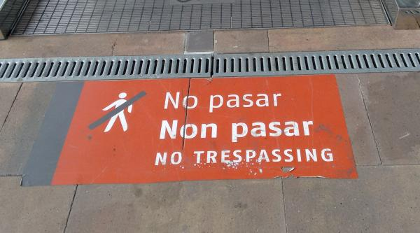 No(n) pasar