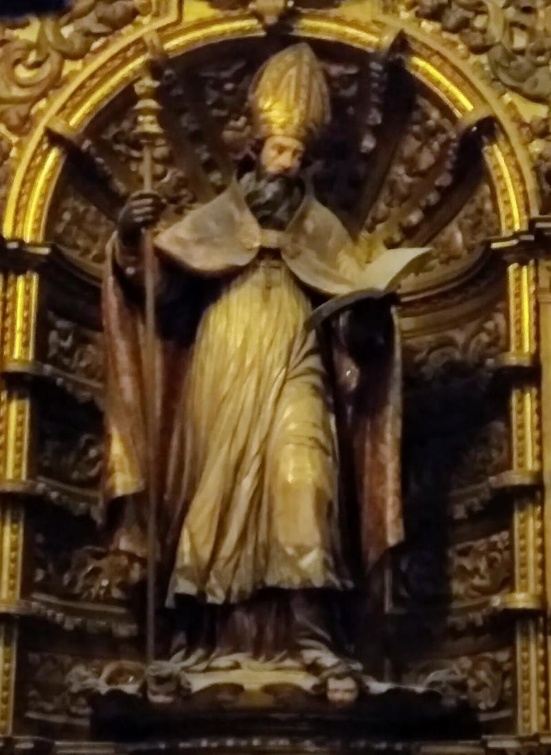 St Isidore, Sevilla Cathedral