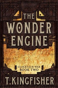 Cover of The Wonder Engine